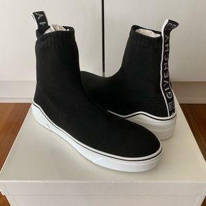 Givenchy Black Sock Sneakers 42–9 US . NIB !